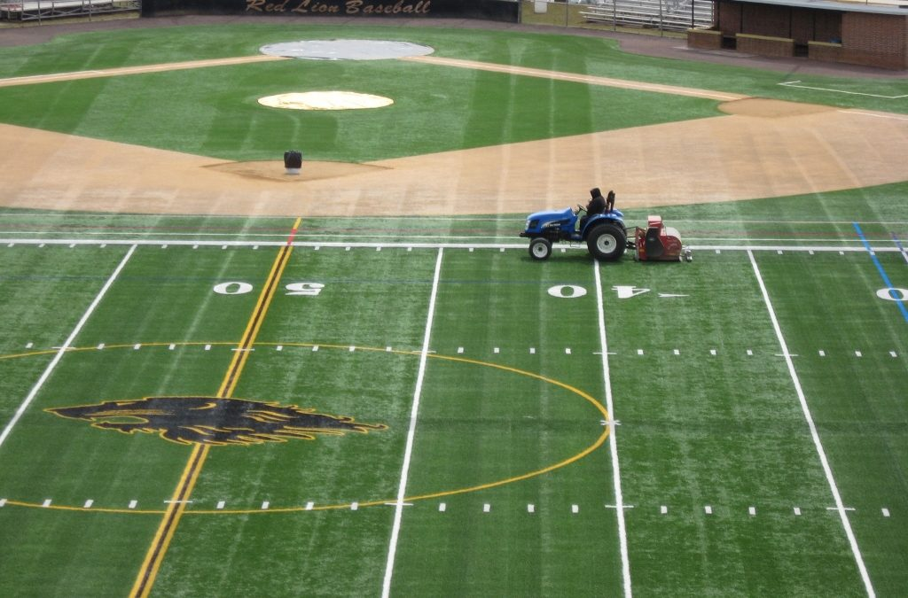 8 Basic Ingredients to Synthetic Turf Maintenance